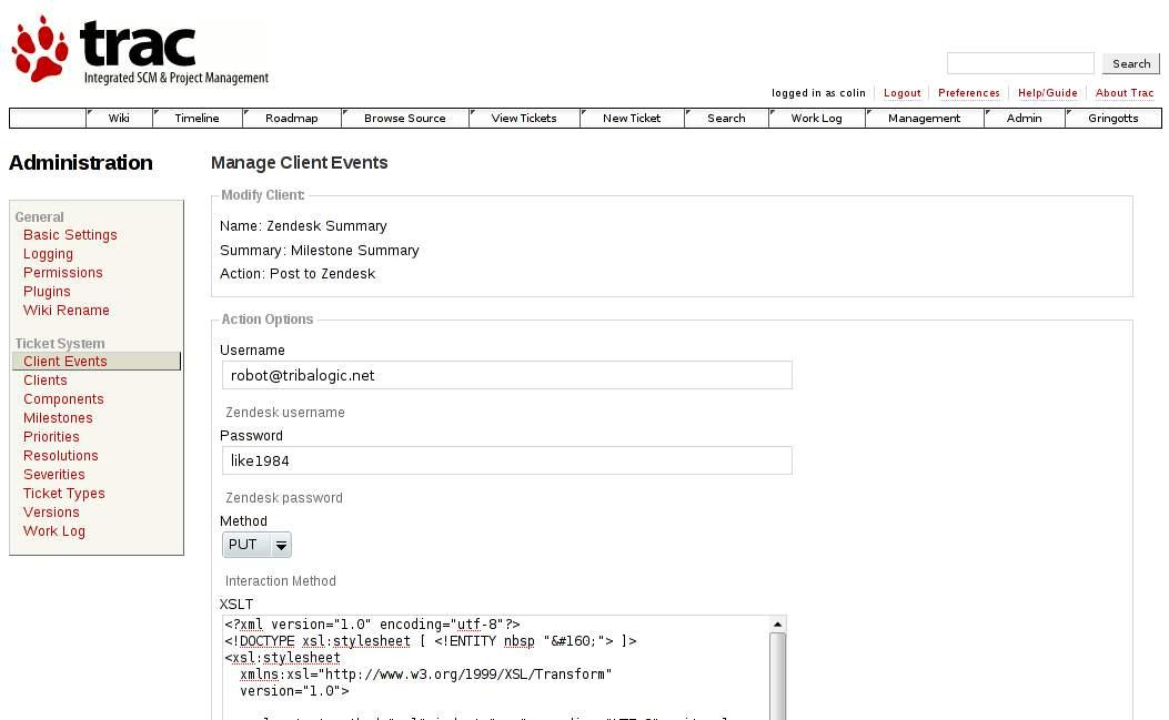 ClientsPlugin – Trac Hacks - Plugins Macros etc
